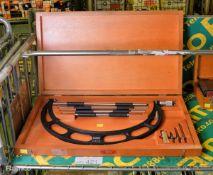 Starrett Micrometer 12in -16in in Case