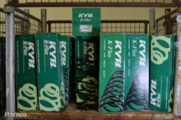 KYB K-Flex coil springs - see pictures for model / type