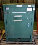 Quinshield Green Electric Junction Box - L 900mm x W 450mm x H 1250mm