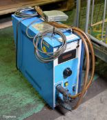 Microtec 1500 EOC Welding Station with foot pedal
