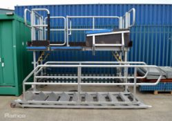 Youngman 1 Steps And Staging - L3000 x W1960 x H2500mm