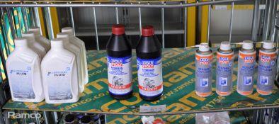 ZF- Lifeguard Fluid, Liqui Moly transmission oil, , Liqui Moly ceramic rust solvent