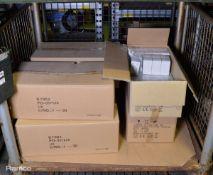 GLS 260v 60W E27 Frosted Light Bulbs 1000h 480LM 100 Per Box - 5 boxes, 68 loose GLS 260v