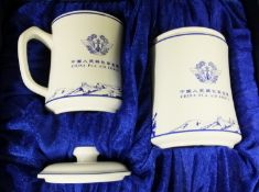 China Pla Air Force Presentation Tea Set