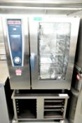 Rational SelfCooking Center, Model SCC WE 101, three phase electric, L 840mm x W 850mm x H