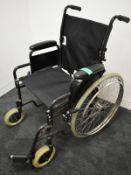 Pharmore mobility wheel chair
