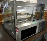Counterline Hot food display unit, L 780mm x W 740mm x H 630mm