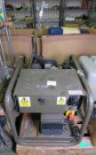 Harrington diesel generator - 4 KVA - ex-MOD