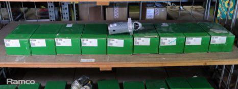 9x VST 1098 starter motors