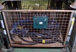 10x Alfagomma Chubb 15 Bar 225 psi 19mm Hoses