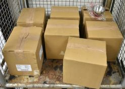 Dual angle bowls 15cm - 12 per box - 7 boxes