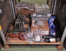 Reinforcement Link Winch, Vehicle Pintle Attachment Unit, Mechanical Spares, Electric Moto
