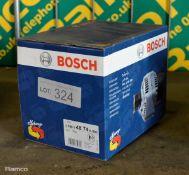 Bosch alternator - 48 74 - 14V 150A