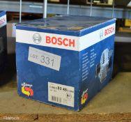Bosch alternator - 80 48 - 14V 85A