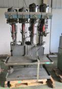 Archdale & Co quad pillar drill