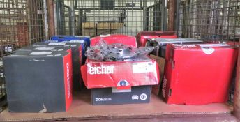 Vehicle parts - Don, Pagid, Eicher, MIntex, Drivemaster brake discs - see picture for itin