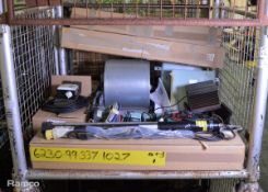 Light Lamps, Weller Power Supplies, Small Electrical Terminals, Sartorius AG 609303-2 Powe