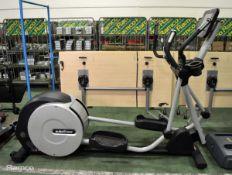 Pulse Fitness Cross Trainer - D 2300mm x W 750mm