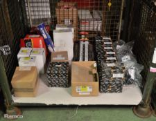 Vehicle parts - wiper blades, brake calipers, brake shoes, wheel bearing kits, shock absor