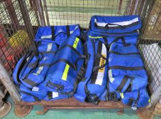 17x Medial rescue bags