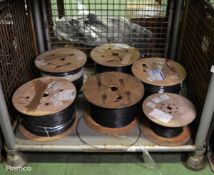 Don 10 Mk 4 Telephone Cable - Unknown Lengths - 6 reels