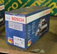 Bosch starter motor - 22 96 - 12V 1.40kW