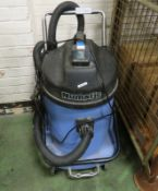 Numatic Commercial Wet & Dry Vacuum Cleaner 240v