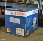 Bosch alternator - 42 83 - 14V 120A