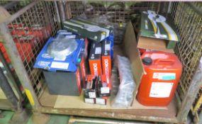 Vehicle parts - brake discs, brake pads, gasket kits, Total Fluide ATX transmission / gear