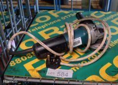 Makita Portable Grinder 240v