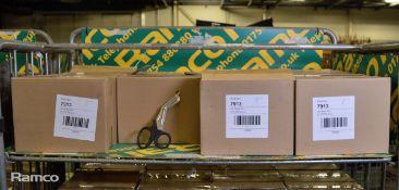 Medical Shears - 15 boxes - 10 pairs per box