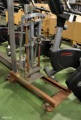 HWM Counter Weight Stand Unit