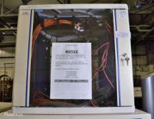19 inch IT Rack Cabinet L 640mm x W 600mm x H 610mm