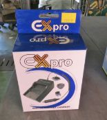 4x EXpro Digital Battery Chargers 4.2v