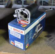 Bosch starter motor - 18 91 - 12V 2.20kW