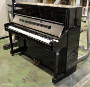 Yamaha U1/Silent Piano W1530 x D610 x H1200mm - broken soundboard at the back