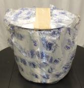 Pardini large cooking stock pots - 700mm deep x 45cm