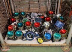 19x Broomwade BAB6 Aldis Signal lights