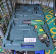 Hitachi Fds 10DV Electric Drill 1 Battery in A Case