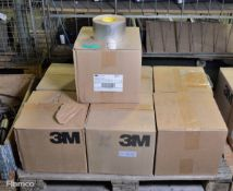 3M VentureClad Jacketing Tape - 100mm x 50m - 7 boxes - 12 per box