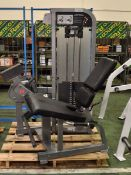 Life FItness Leg Extension gym station