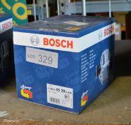 Bosch alternator - 45 39 - 14V 110A