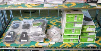 4x E-thotics 3mm Heel Riser 8x Per Pack, 3x X-Line TPD Effective Control Insoles, 6x Vario