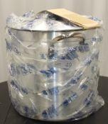 Pardini large cooking stock pots - 700mm deep x 40cm