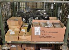 Mechanical Press Disc Spring Nevoc Bursting Disk Assembly, 17x Governor Valve Kits, 2 BSP