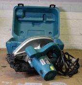 Makita 5704R Electric Circular Saw + Case