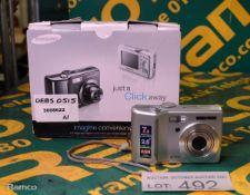 Samsung S750 Digital Camera