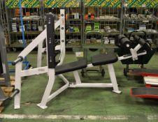 Hammer Strength O-BWS Weight Bench