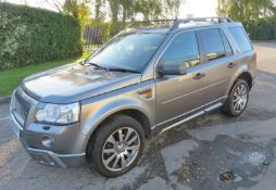 Land Rover Freelander 2, 2.2 TD4 HST Auto 4WD 5dr (08 Reg), Mileage- 132155 - Three Owners