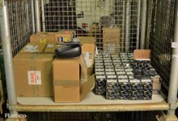 Vehicle parts - LH mirrors, brake pad sets - see picture for itinerary for model numbers a